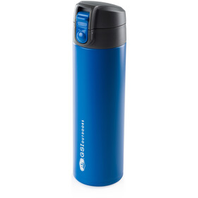 GSI Microlite 500 Flip Bottle, blue